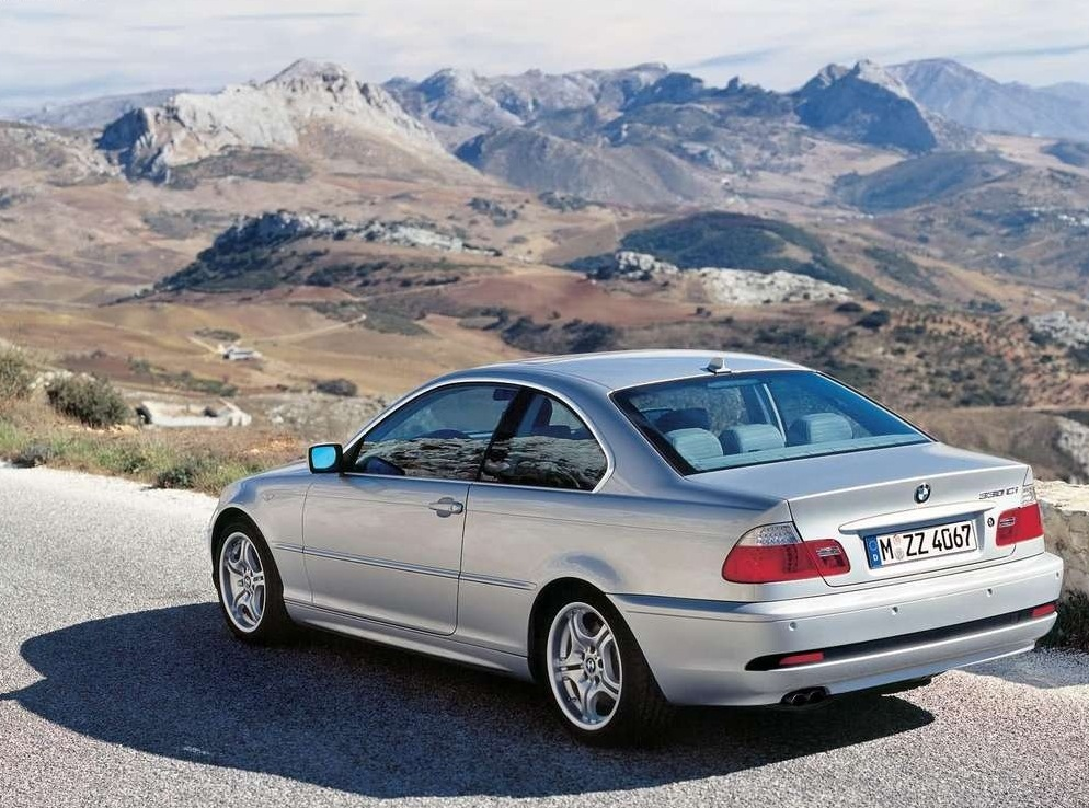 Снимки: Bmw 3er Coupe (E46)