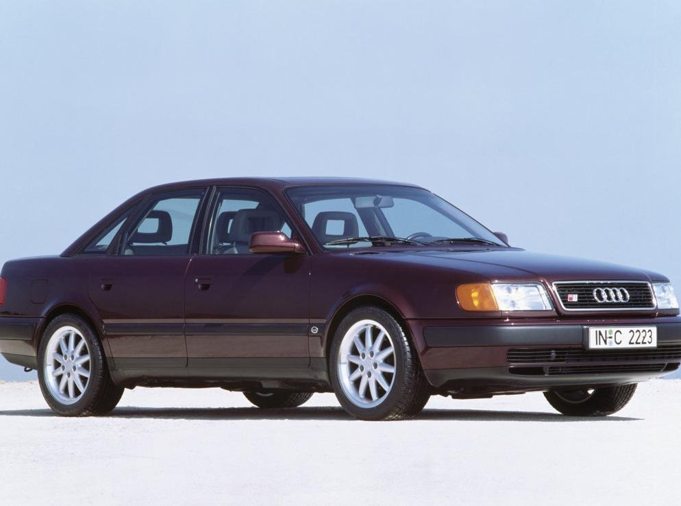 Снимки: Audi 100 (4A,C4)
