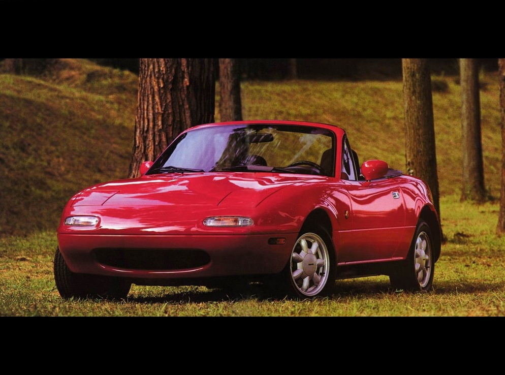 Снимки: Mazda Mx-5 I (NA)