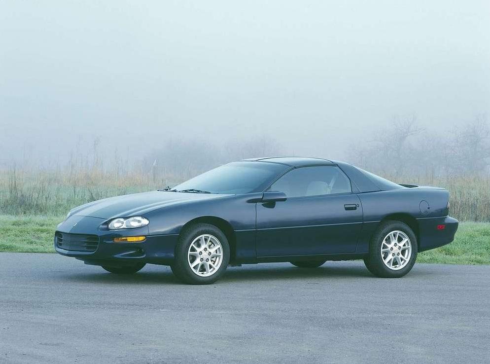 Снимки: Chevrolet Camaro 4