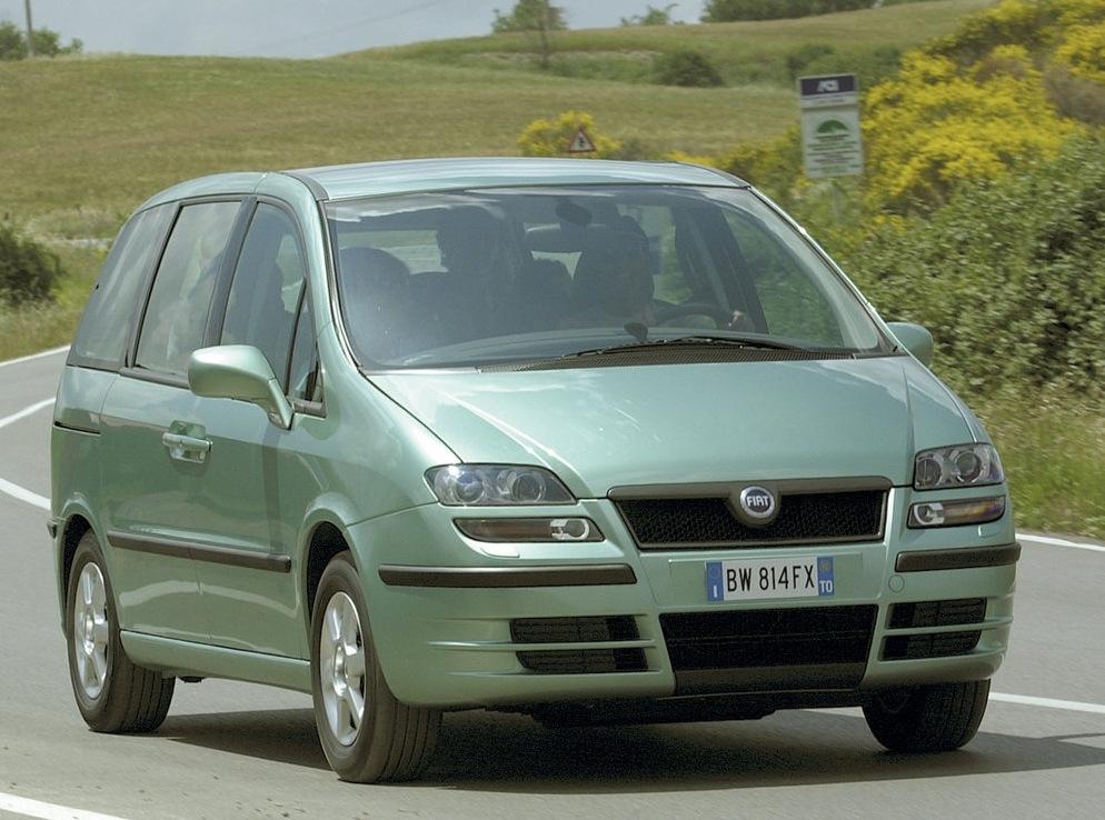 Снимки: Fiat Ulysse II (179)