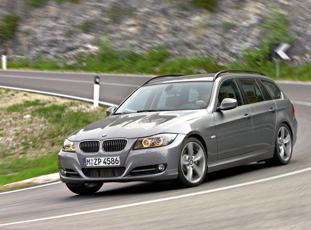 Снимки: Bmw 3er Touring (E91)