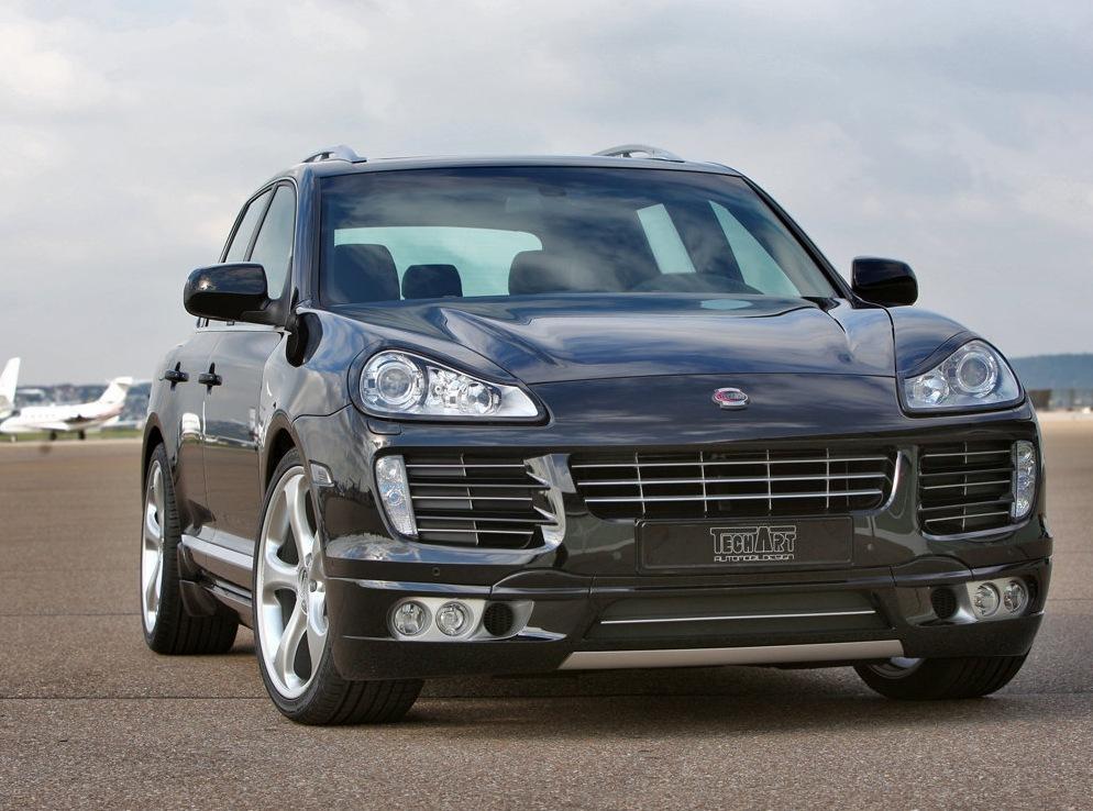 Снимки: Porsche Cayenne  Facelift