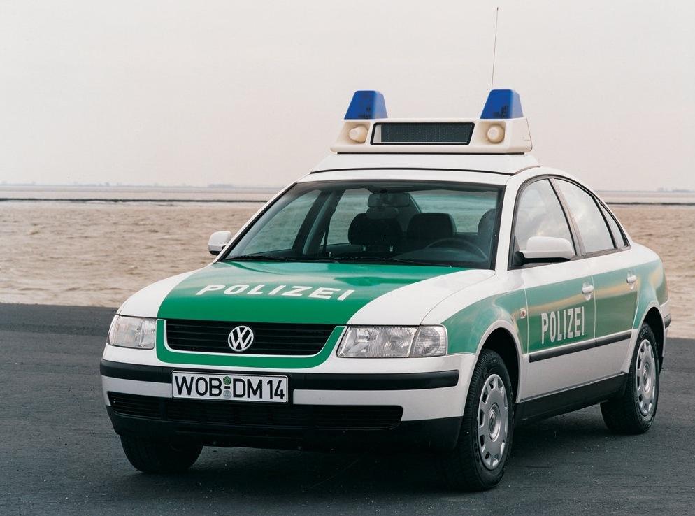 Снимки: Volkswagen Passat (B5)