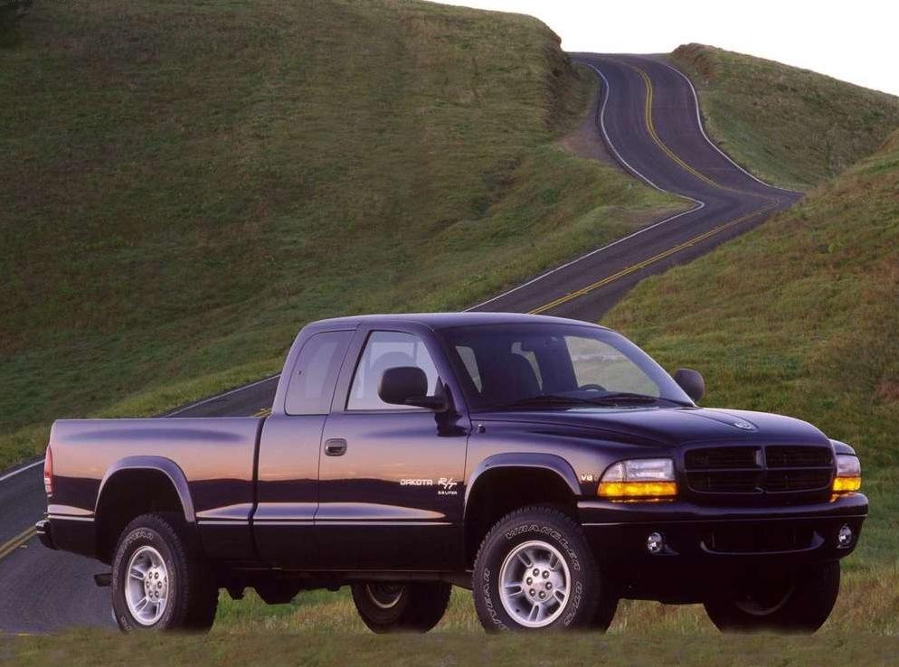 Снимки: Dodge Dakota