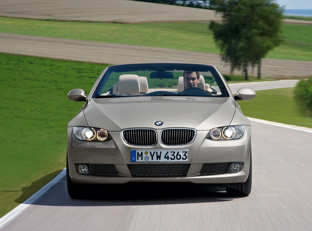 bmw 3er cabrio e93. Black Bedroom Furniture Sets. Home Design Ideas