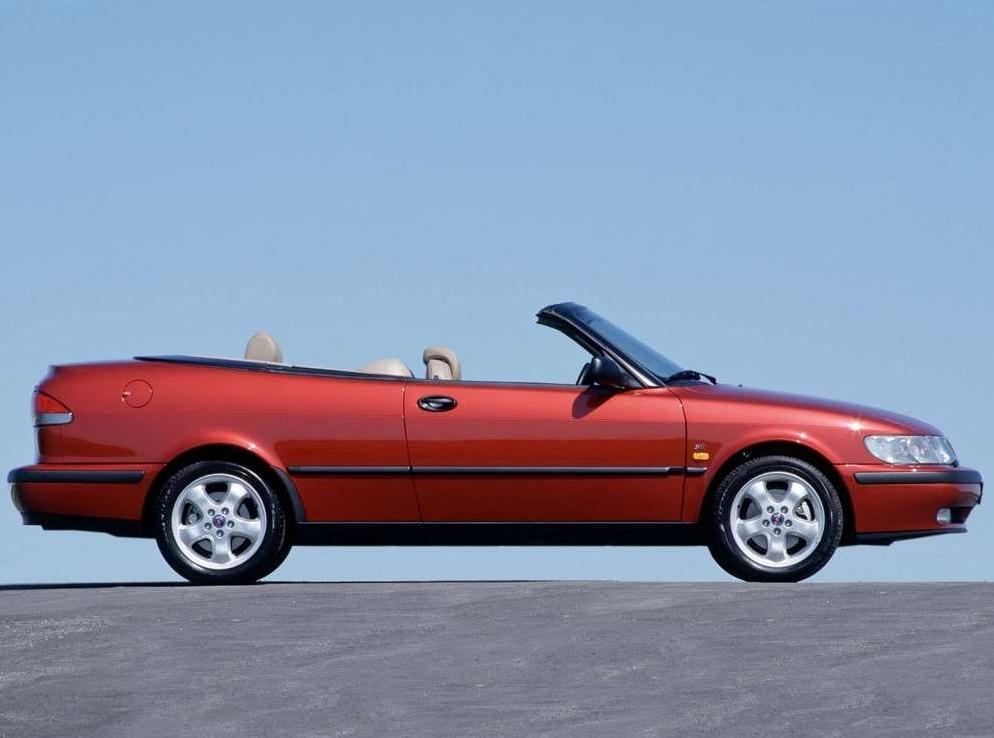 Снимки: Saab 9-3 Cabriolet