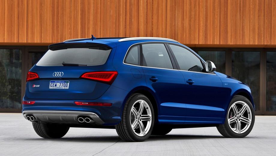 Снимки: Audi SQ5