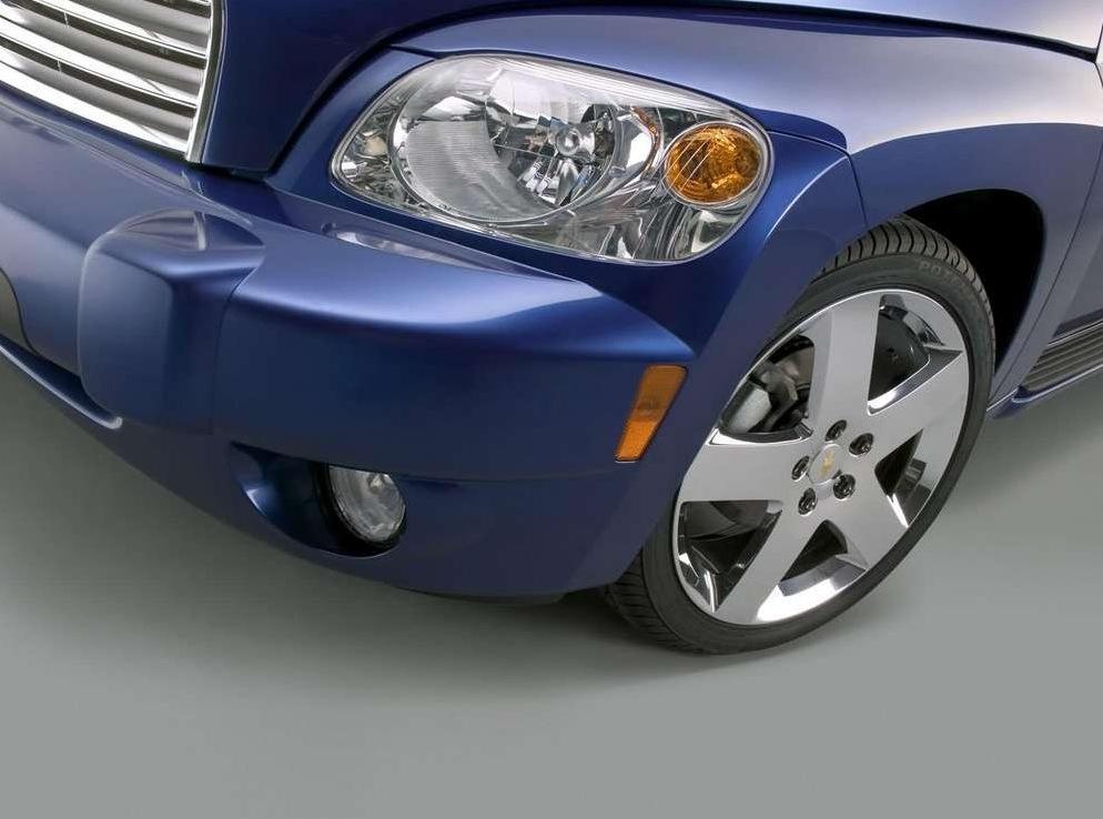 Снимки: Chevrolet HHR