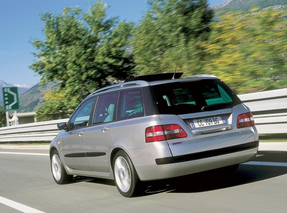 Снимки: Fiat Stilo Multi Wagon