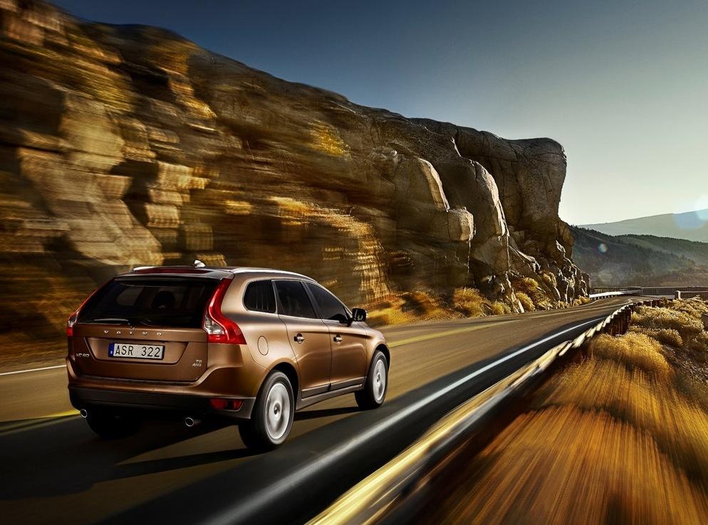 Снимки: Volvo XC 60