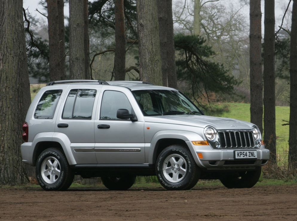 Снимки: Jeep Cherokee II