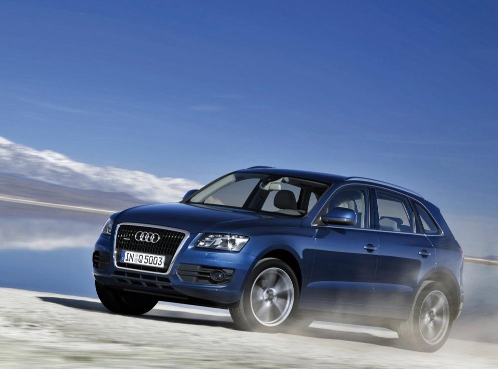 Снимки: Audi Q5