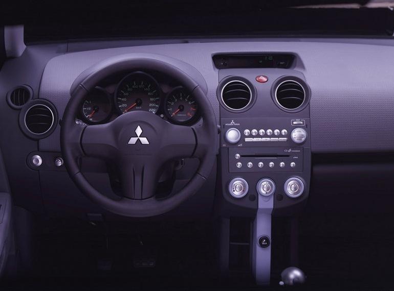 Снимки: Mitsubishi Colt VI