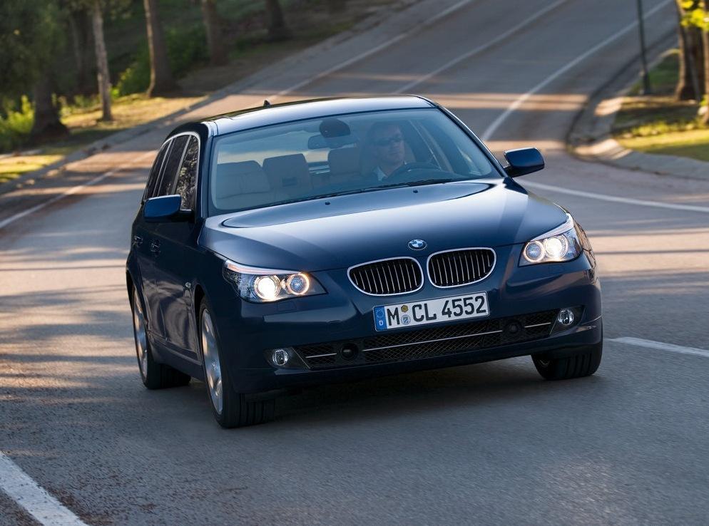 Снимки: Bmw 5er Touring (E61)