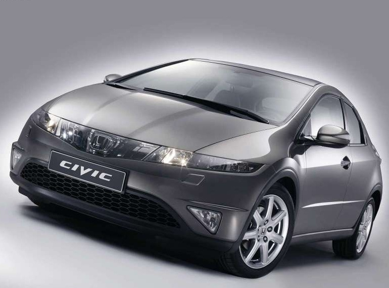 Civic Hatchback 8