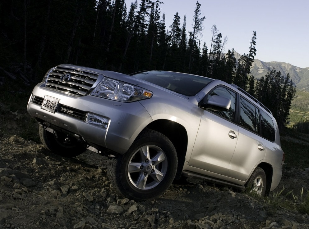 Toyota Land Cruiser 2008_12, фото…