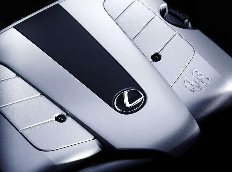 Снимки: Lexus LS 3