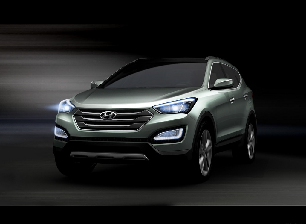 Снимки: Hyundai Santa Fe 3