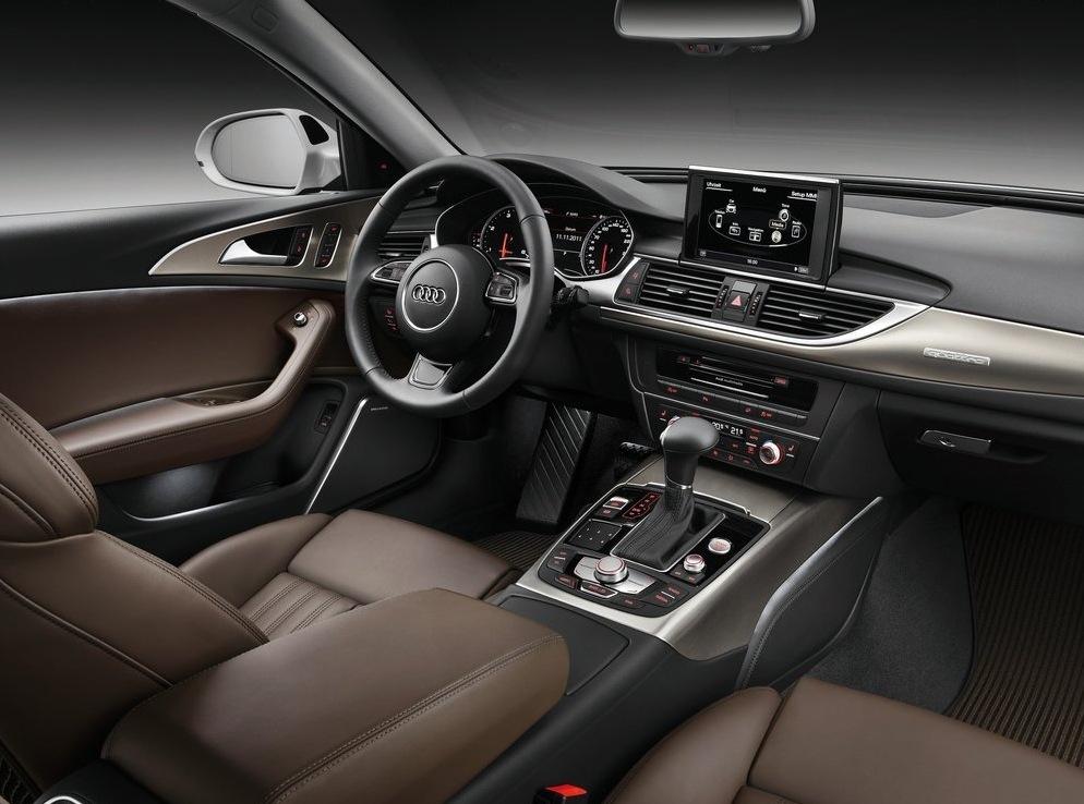 Снимки: Audi A6 Allroad (4G,C7)