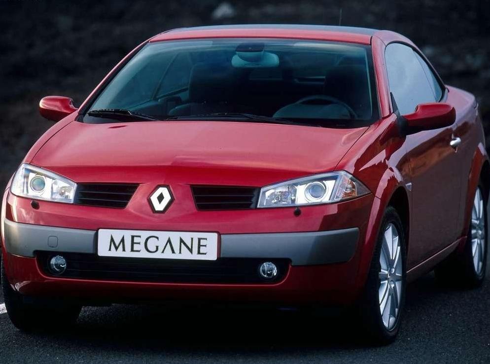 Снимки: Renault Megane CC 2