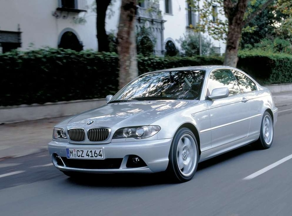Снимки: Bmw 3er Coupe (E46)