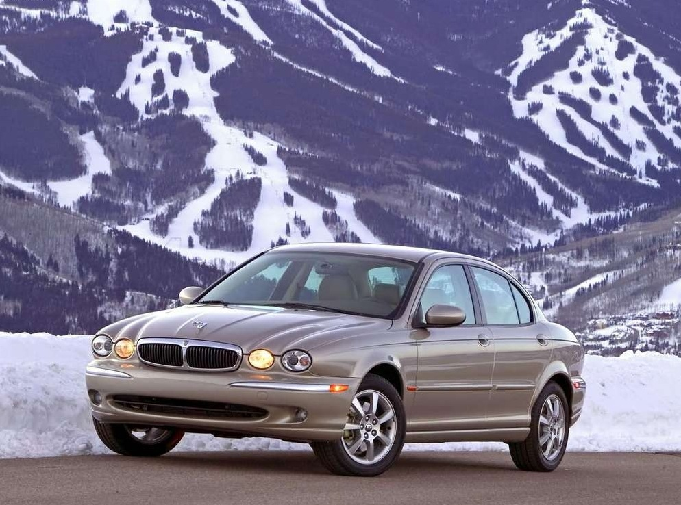 Снимки: Jaguar X-type (X400)