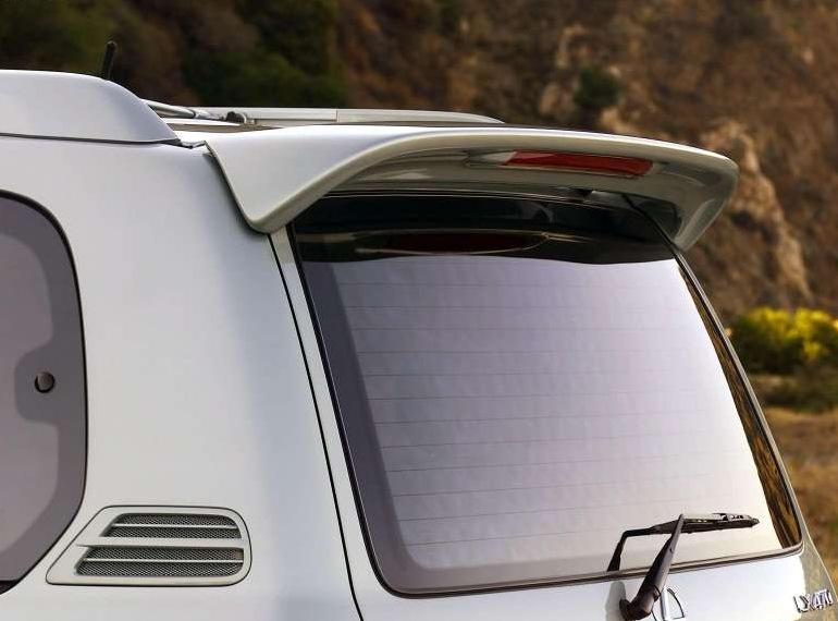 Снимки: Lexus LX 2
