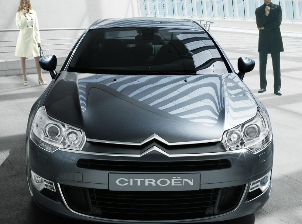 Снимки: Citroen C5 2