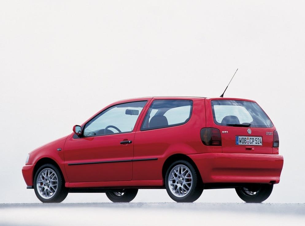 Снимки: Volkswagen Polo 3 (6N/6KV)