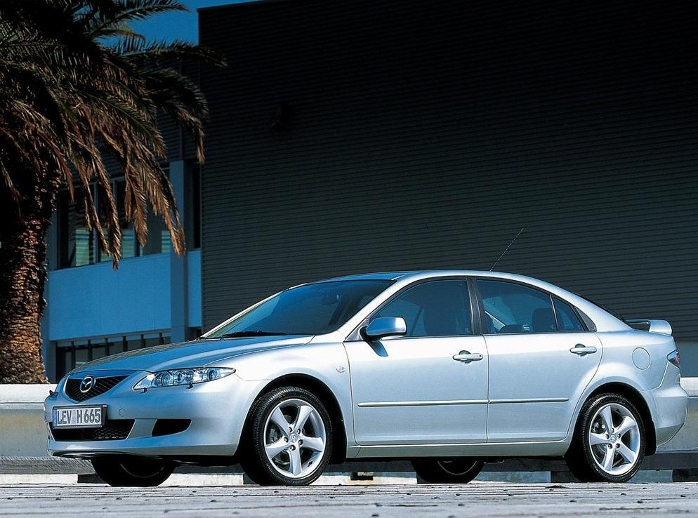Снимки: Mazda Mazda 6 Sport (GG,GY)