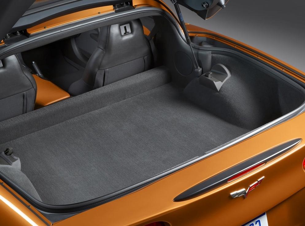 Снимки: Chevrolet Corvette Convertible (C6)