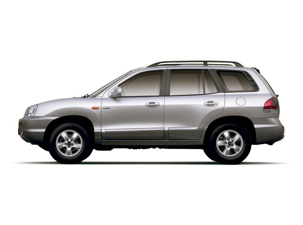������: Hyundai Santa Fe I