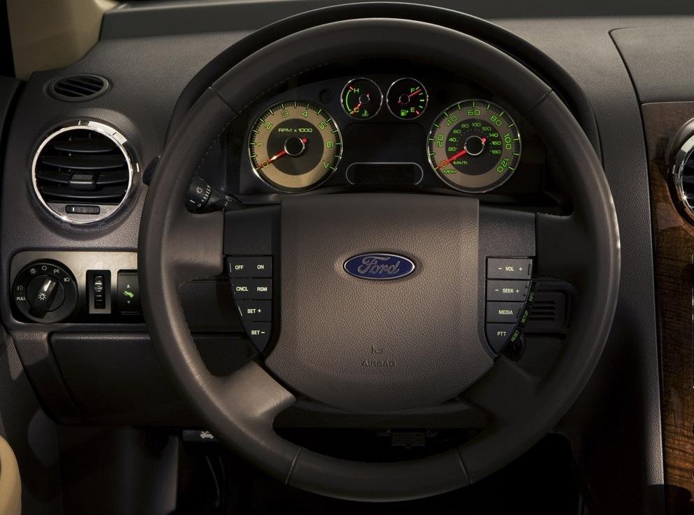 Снимки: Ford Taurus X