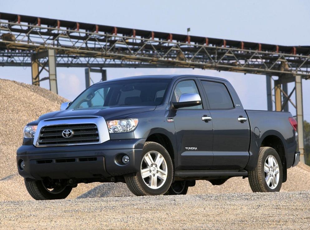 Снимки: Toyota Tundra