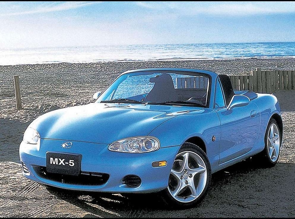 Снимки: Mazda Mx-5 (III)