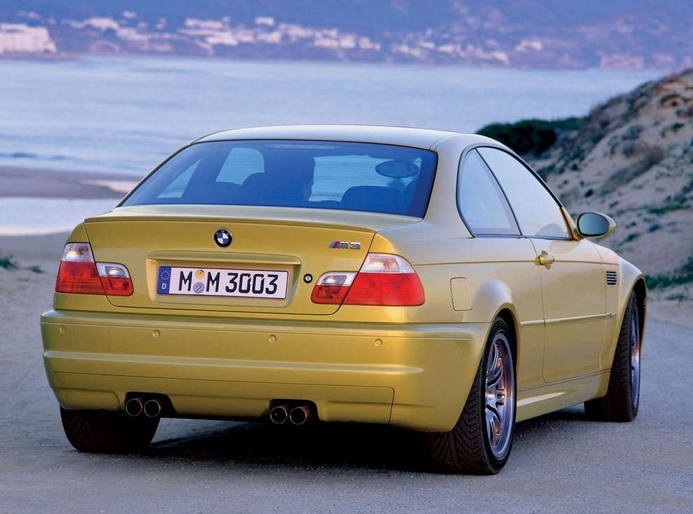 Снимки: Bmw M3 Coupe (E46)