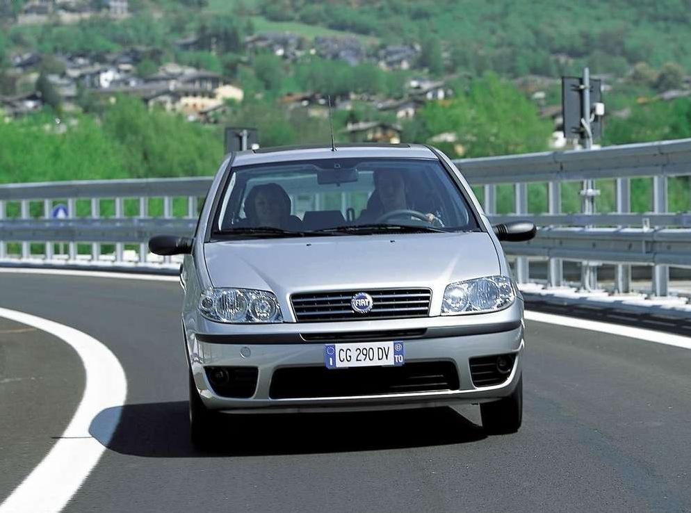 Снимки: Fiat Punto III