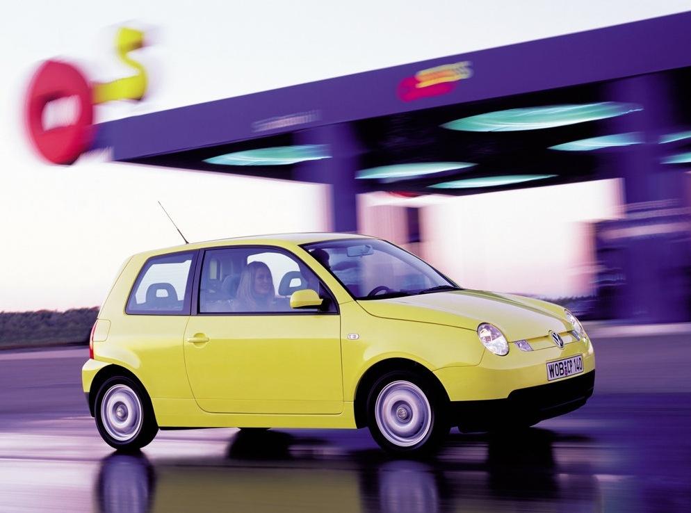 Снимки: Volkswagen Lupo (6X)