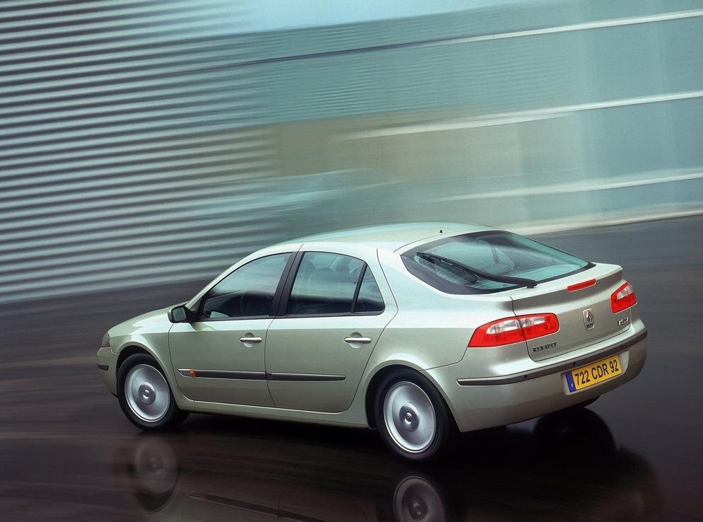 Снимки: Renault Laguna 2