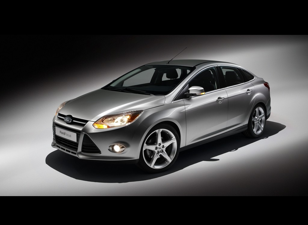 Снимки: Ford Focus Hatchback 3