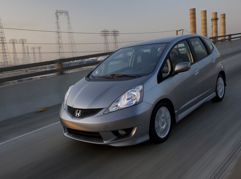 Снимки: Honda Fit (GD)
