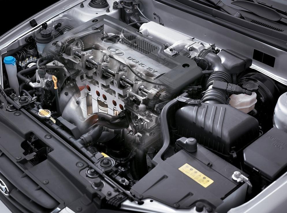 Снимки: Hyundai Elantra III