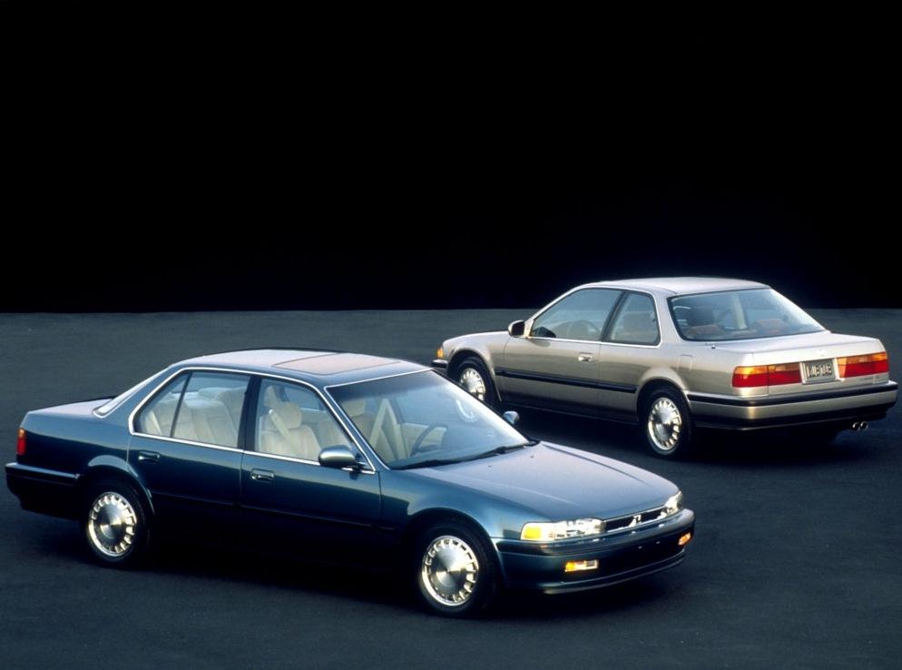 Снимки: Honda Accord IV (CB3,CB7)