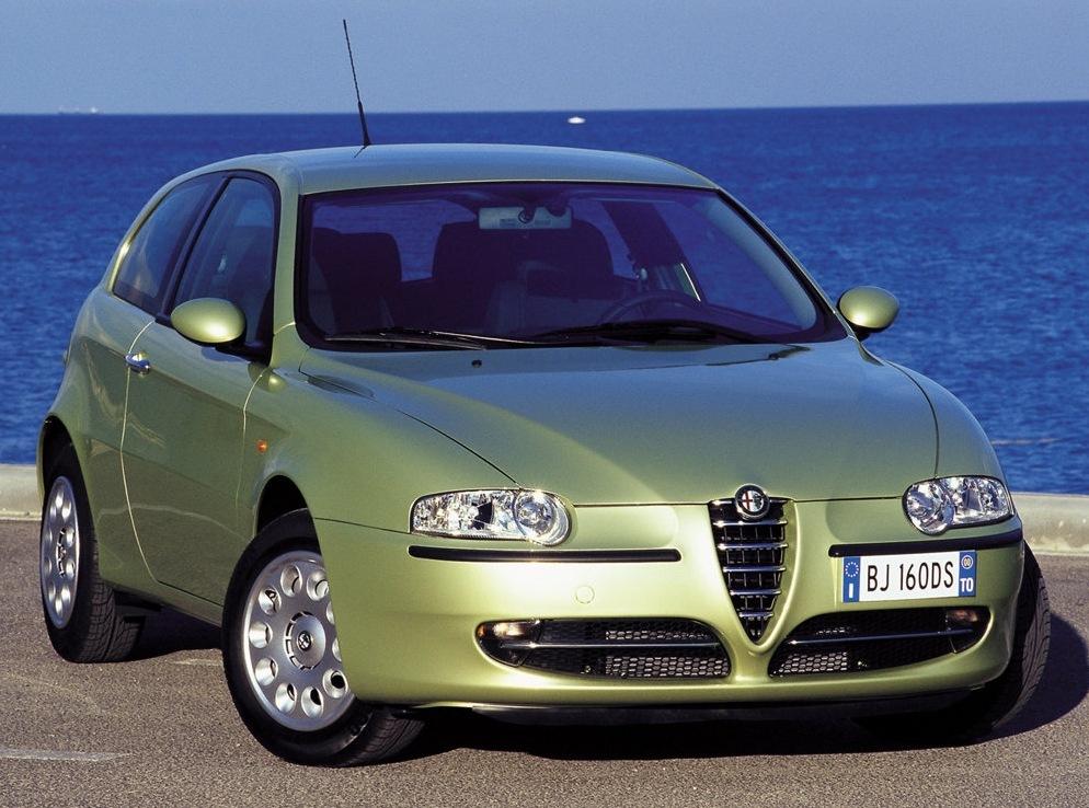 Снимки: Alfa romeo 147 3 doors