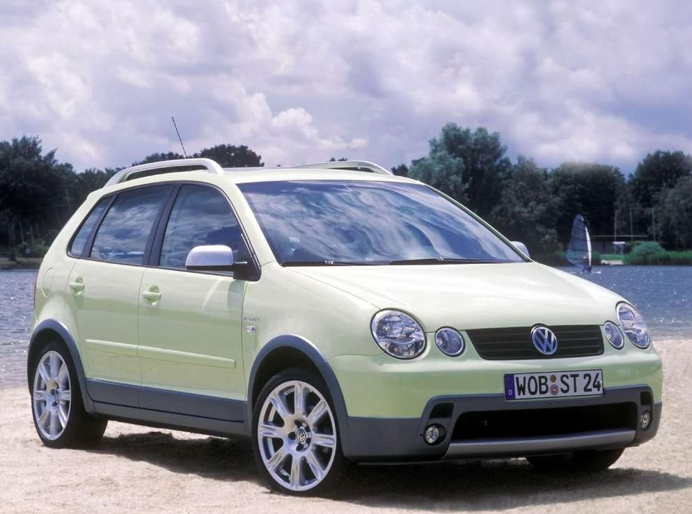 Снимки: Volkswagen Polo 4 Fun
