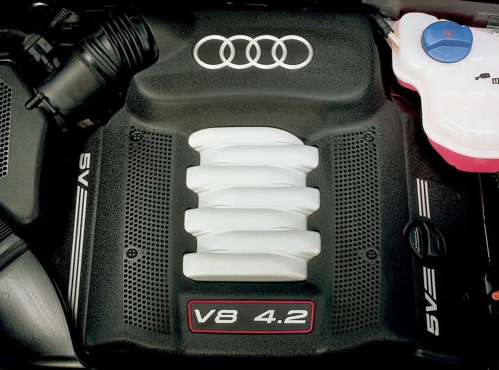 Снимки: Audi S6 (4B,C5)