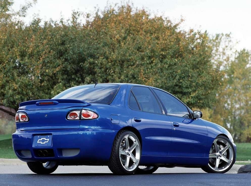 Снимки: Chevrolet Cavalier III (J)