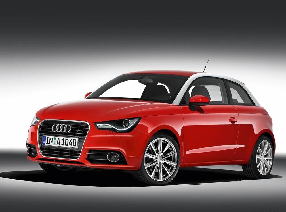 Снимки: Audi A1