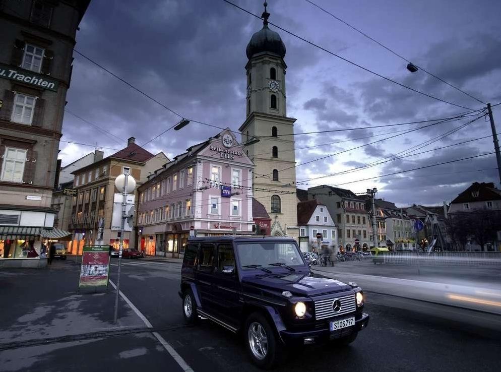 Снимки: Mercedes-benz G AMG W463